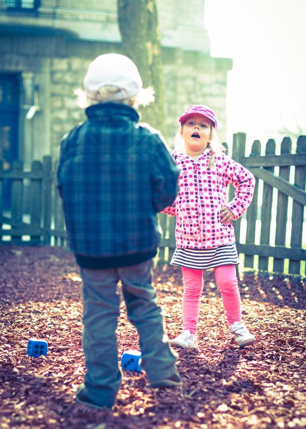 Little Kids Talking